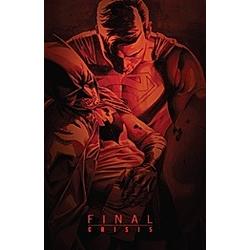 Final Crisis. Grant Morrison  - Buch