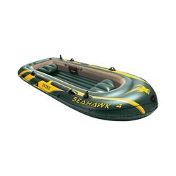 Intex Schlauchboot Schlauchboot Seahawk 4 Set, 4-tlg.