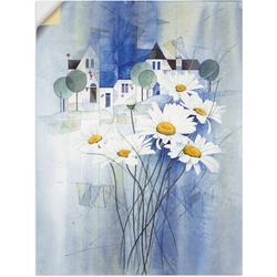 Wandbild »Gartenkräuter I«, Bilder, 11087255-0 weiß 45x60 cm weiß