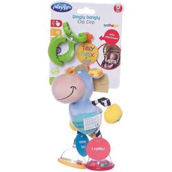 Playgro Mobile Klipp Klapp Pferd für Kinderwagen