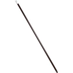 Star brite Stiel mit Gewinde, Stiel aus Metall, mit Plastik ummantelt, Länge: 122 cm