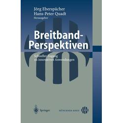 Breitband-Perspektiven als Buch von