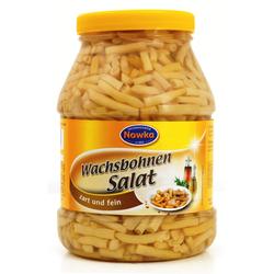 Paulsen Nowka Wachsbohnen Salat zart und fein direkt menüfertig 1000g