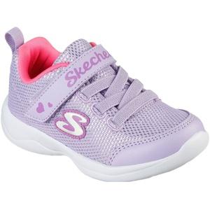 Skechers Kids SKECH-STEPZ 2.0 Sneaker leicht und mit Gummizug, einfach zum schlupfen lila 24