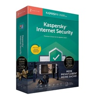 Kaspersky Lab Internet Security 2019 2 Geräte DE Win Mac Android iOS