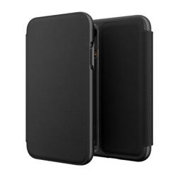 GEAR4 Oxford Leather iPhone XR Schwarz