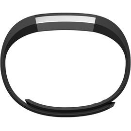 Fitbit Alta schwarz / silber L