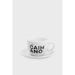 Caffe Caimano Caffè Cappuccinotasse mit Untertasse