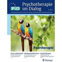 Psychotherapie im Dialog - Paartherapie: eBook von Barbara Stein/ Bettina Wilms