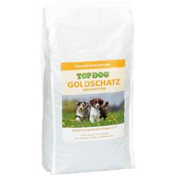 TOP DOG Trockenfutter Goldschatz, Welpenfutter, versch. Größen