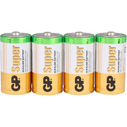 GP Batterien SUPER Baby C 1,5 V