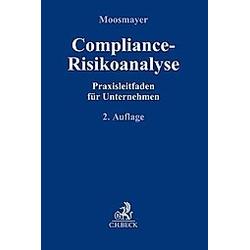 Compliance-Risikoanalyse - Buch