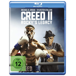 BluRay Creed 2: Rocky´s Legacy USK: 12