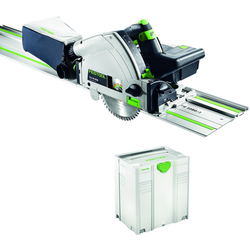 Festool Akku Säge Tauchsäge TSC 55 Li 5,2 REB-Set/XL-FS 201402 + Systainer