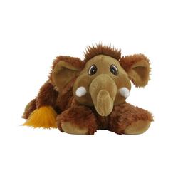 Habibi Plush Wärmekissen Habibi Wärmetier Wärmekissen Kuscheltier Körnerkissen Mammut für Mikrowelle und Backofen
