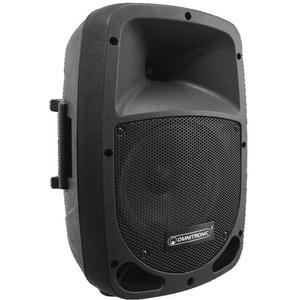 """Omnitronic VFM-208AP 2-Wege Lautsprecher, aktiv   Aktive 2-Wege-Box (8"""") mit 80 Watt für PA- und DJ-Anwendungen mit Audioplayer und Bluetooth"""
