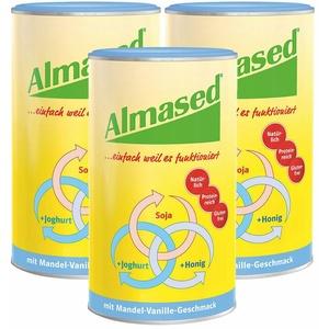 Almased Mandel-Vanille-Geschmack 3x500 g Pulver