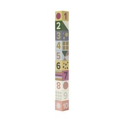 Kids Concept® Holzklötze 10 Stück Edvin