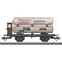 Märklin 45086 H0 Gas-Kesselwagen des Göppinger Mineralbrunnen
