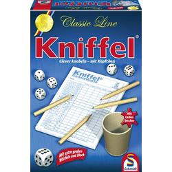 Schmidt Spiele Classic Line Kniffel Classic Line Kniffel 49203