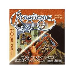 Renaissance - Tour 2011-..-CD+DVD- (CD)