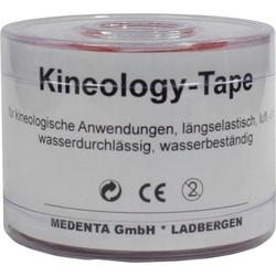 Kineology Tape rot 5mX5cm