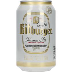 Bitburger 4,8% 24 x 0,33 ltr