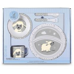 Sterntaler® Kindergeschirr-Set Stanley II (5-tlg), Polypropylen