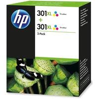 HP 301XL CMY 2 St.