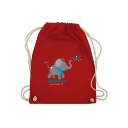Shirtracer Turnbeutel Kindergarten 2020 süßer Elefant - Turnbeutel - Jutebeutel & Taschen, Kindergarten