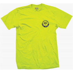 Tshirt DGK - Sport Tee Safety Green (SAFETY GREEN) Größe: L