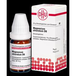 MAGNESIUM CHLORATUM D 6 Globuli