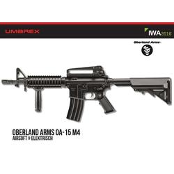 AEG Softair Gewehr Oberland Arms OA-15 M4