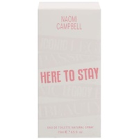 Naomi Campbell Here To Stay Eau de Toilette 15 ml