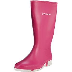 Dunlop Unisex-ErwachseneSport Retail Gummistiefel, Rosa, 42