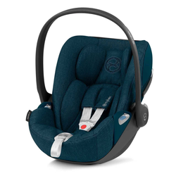 CYBEX Cloud Z i-Size Babyschale Mountain Blue Plus