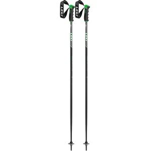 LEKI Neolite Airfoil Alpinskistock in schwarz-anthrazit-weiss-grün, Größe 125 schwarz-anthrazit-weiss-grün 125