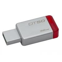 32GB silber/rot USB 3.0