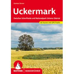 Uckermark als Buch von Gunnar Strunz