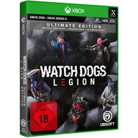 Watch Dogs Legion Ultimate Edition (USK) (Xbox Series X)