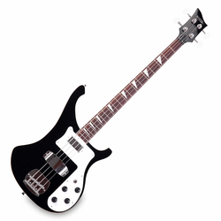 Rocktile Pro RB-400B Blackbird E-Bass Black