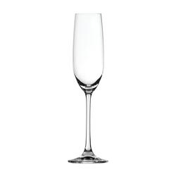 SPIEGELAU Gläser-Set Salute Champagnerflöte 4er Set, Kristallglas