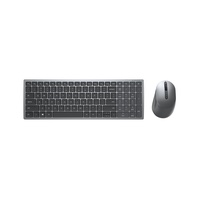 Dell KM7120W Tastatur RF Wireless + Bluetooth QWERTY Grau,