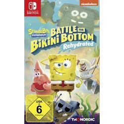 Spongebob SquarePants: Battle for Bikini Bottom - Rehydrated Nintendo Switch USK: 6