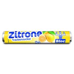 BLOC Traubenzucker Zitrone Rolle 1 St