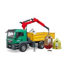 bruder    MAN TGS Kran LKW Spielzeugauto