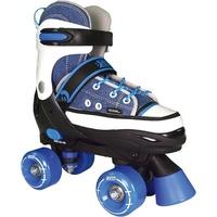 Best Sporting Rollschuhe Quad Style blau