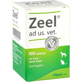 Heel Zeel ad us. vet. 100 St.