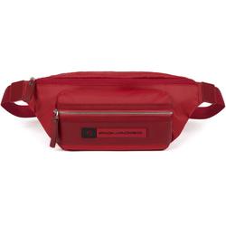 Piquadro PQ-Bios Gürteltasche 33 cm red