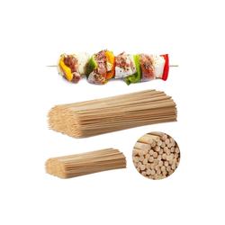 relaxdays Schaschlikspieße Schaschlikspieße aus Bambus 1000 Stück